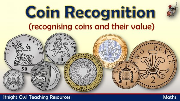 3Coin Recognition - recognising coins and their value