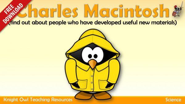 Charles Macintoshfreebie