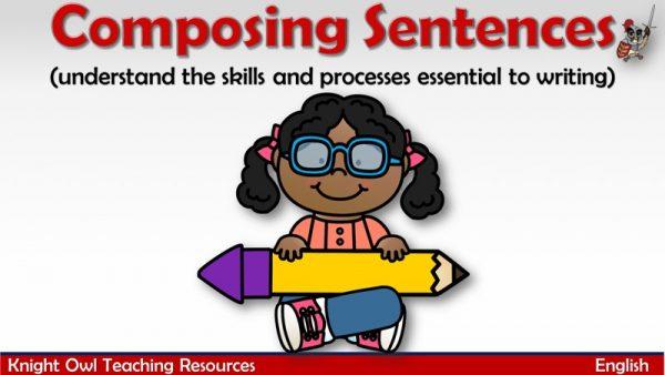 Composing Sentences1