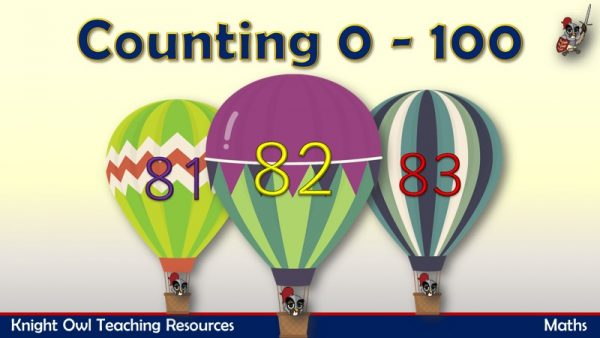 Counting 0 - 100 1