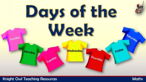 Days of the Week1