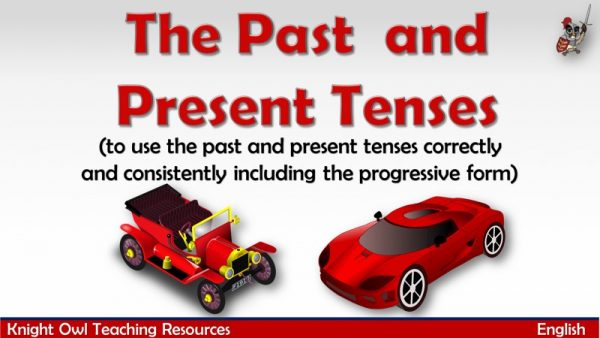 Past and Present Tenses1