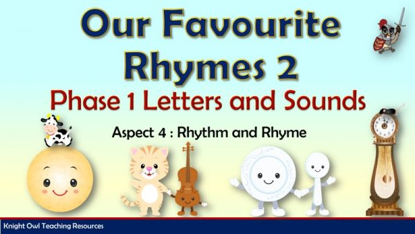Phase 1 - Our favourite rhymes 21