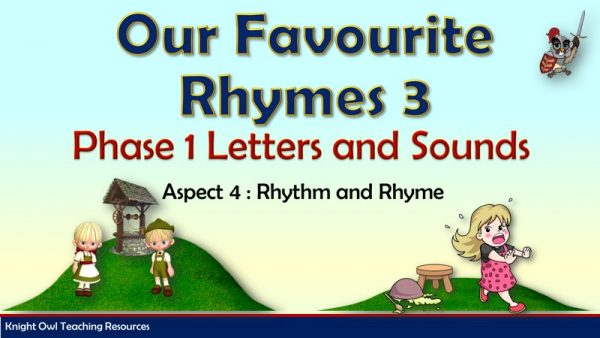 Phase 1 - Our favourite rhymes 31