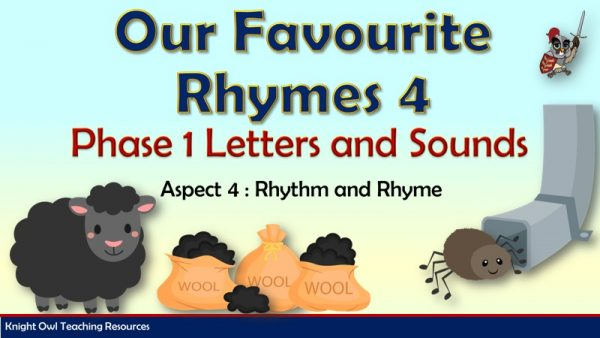 Phase 1 - Our favourite rhymes 41
