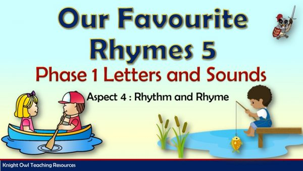 Phase 1 - Our favourite rhymes 51