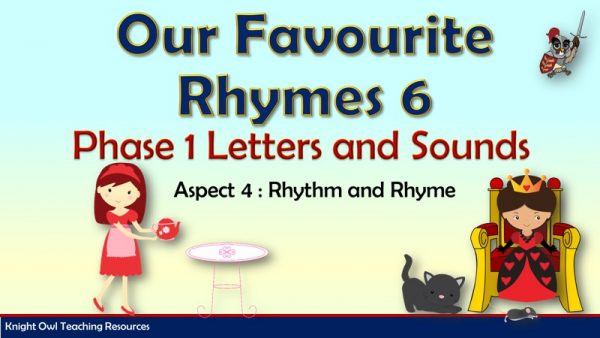 Phase 1 - Our favourite rhymes 61