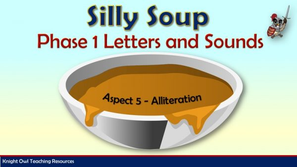 Phase 1 - Silly Soup1