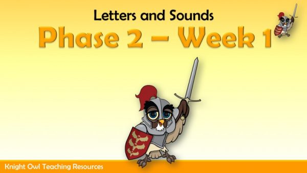 Phase 2 - Week 1 1