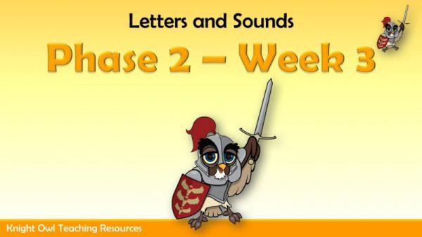 Phase 2 - Week 31