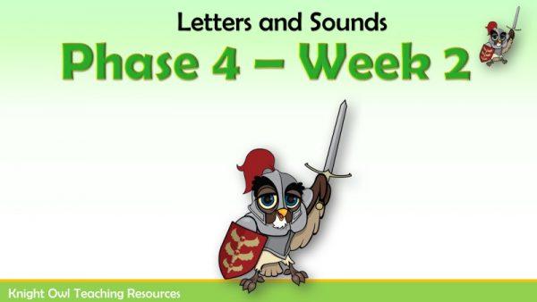 Phase 4 - Week 2 1