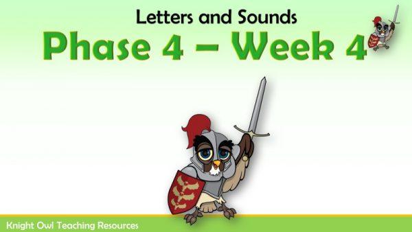 Phase 4 - Week 41