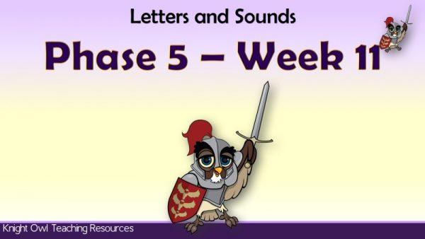Phase 5 Week 11 1