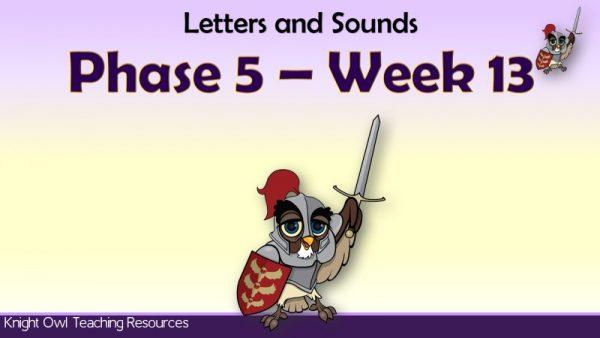 Phase 5 Week 13 1