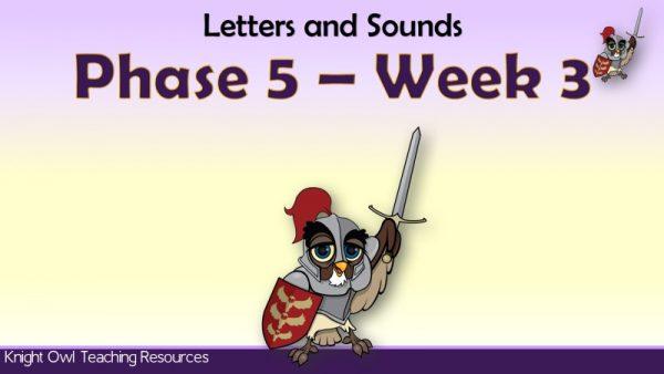 Phase 5 Week 31