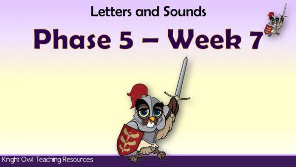Phase 5 Week 71
