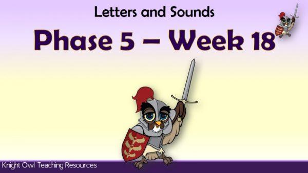 Phase 5 week 181