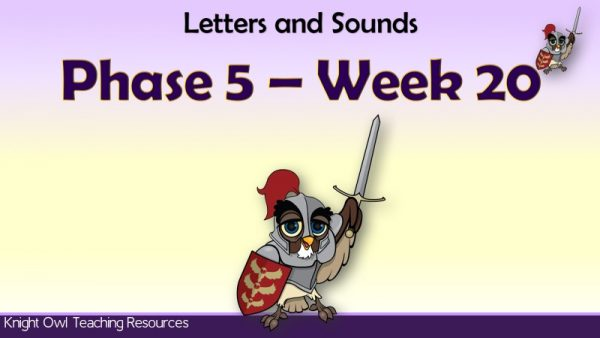 Phase 5 week 201