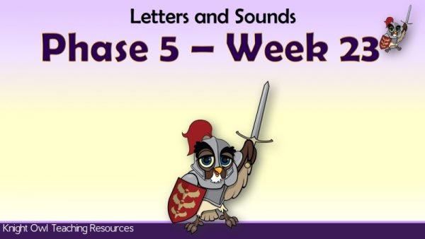 Phase 5 week 231