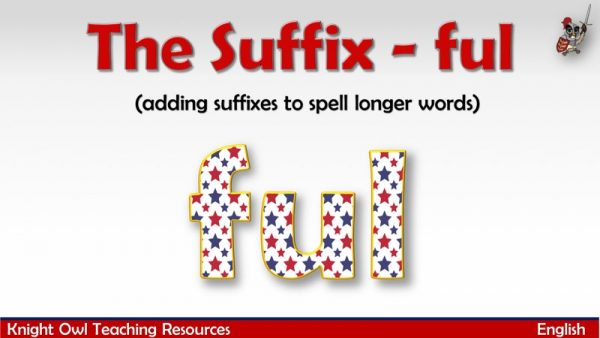 The Suffix - ful1