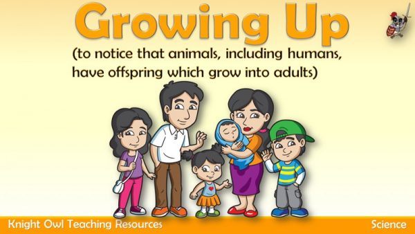 Growing Up1
