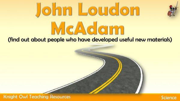 John Loudon McAdam 1