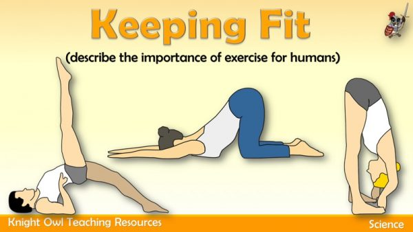 Keeping Fit 1