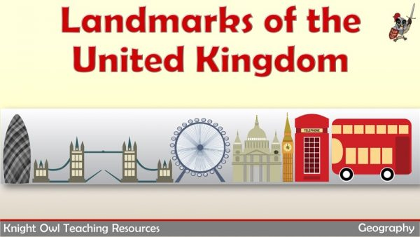 Landmarks of the UK 1