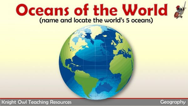 Oceans of the World 1