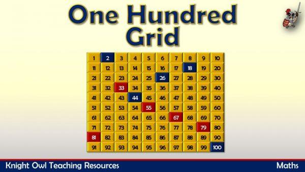 One Hundred Grid1