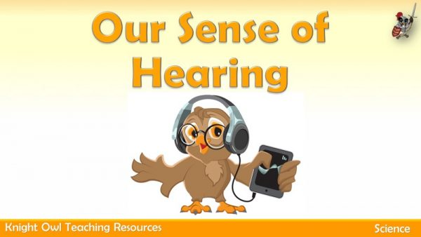 Our Sense of Hearing 1