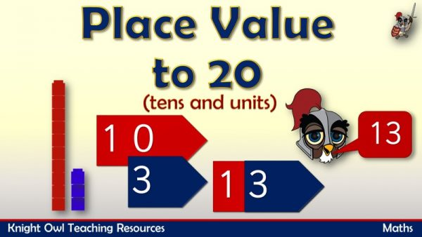 Place Value to 20 (tens and units) 1
