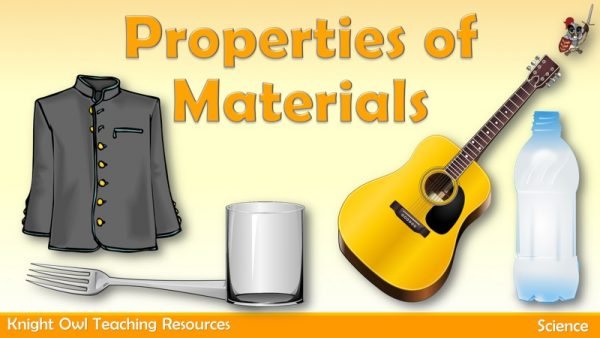 Properties of Materials 1