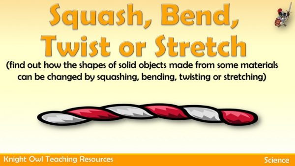 Squash, Bend, Twist, Stretch 1