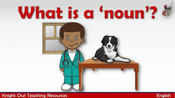 What is a noun1