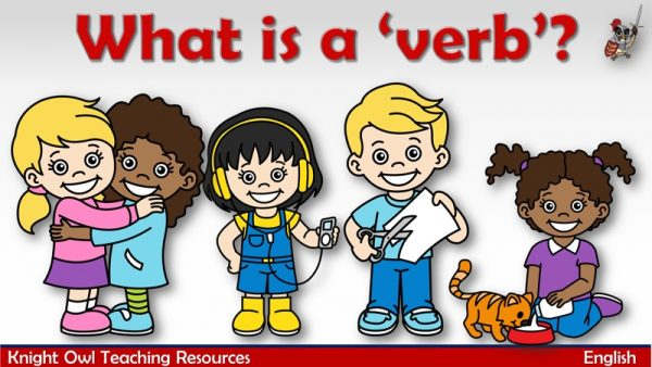 What is a verb1