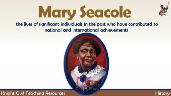 Mary Seacole 1