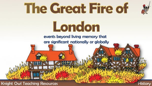 The Great Fire of London 1