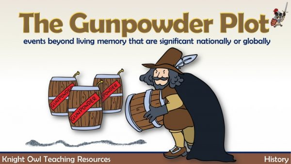 The Gunpowder Plot 1