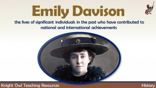 Emily Davison 1