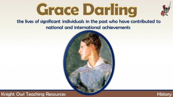 Grace Darling 1