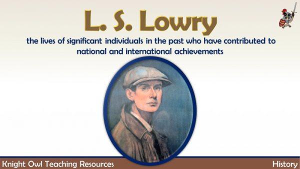 L S Lowry 1
