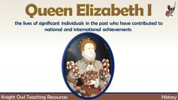 Queen Elizabeth 1 1