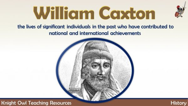 William Caxton 1