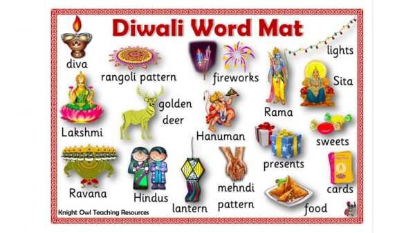 Diwali cursive