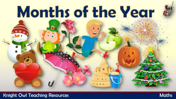 Months of the Year (2) 1