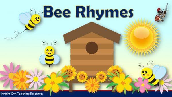 Bee Rhymes 1