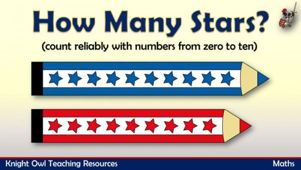 How Many Stars 1