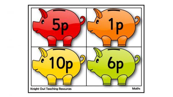 Piggy Bank Lotto 3