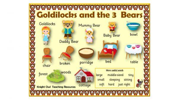 Goldilocks 1